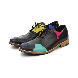 Black Duke Encounter  Macaroon M1087A  Oxford shoes
