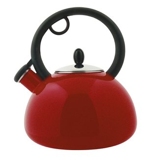 OSICHEF 【Bubble Enamel Teeth Teapot】 - Red 2.3L (Mother's Day Limited Edition)