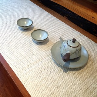 Taiwan's design featured high Wo tea ceremony white paper
