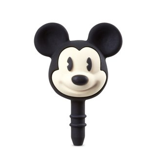 Mickey Ear Cap dust headphone plugs - / Mickey