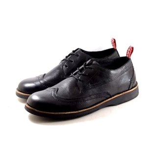 [Dogyball] AN004- ROMEO summer's selection of simple and elegant classic Oxford shoes series black free shipping