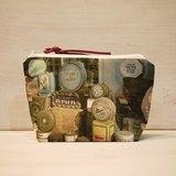 【好好去旅行】水餃型化妝包◆◇◆人生收藏家◆◇◆