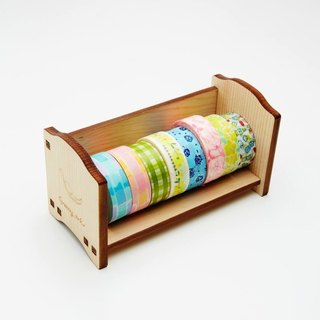 Babe DIY paper tape storage bed