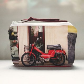 [Good] to travel purse ◆ ◇ ◆ Little Bike ◆ ◇ ◆