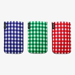 Plaid classic mobile phone sets.