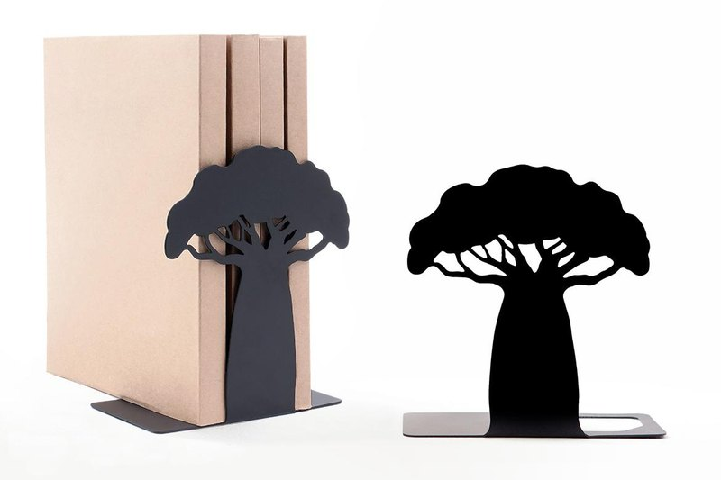 Jungle Series Bookends-Tree of Life
