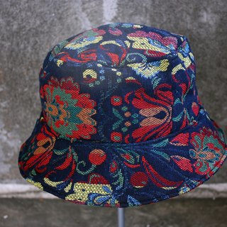 Flower World Fisherman Hat