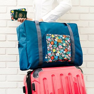 ARDIUM flower Yang travel folding storage bag - tropical flowers
