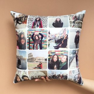 FunPrint (customize) 16 grid pillow