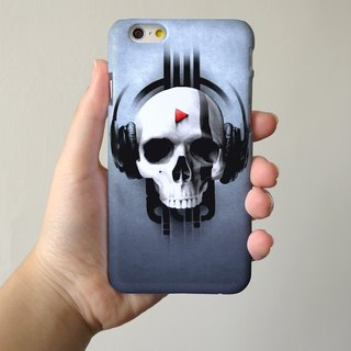 Colour Skull Black 04 3D Full Wrap Phone Case, available for  iPhone 7, iPhone 7 Plus, iPhone 6s, iPhone 6s Plus, iPhone 5/5s, iPhone 5c, iPhone 4/4s, Samsung Galaxy S7, S7 Edge, S6 Edge Plus, S6, S6 Edge, S5 S4 S3  Samsung Galaxy Note 5, Note 4, Note 3,