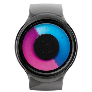 Cosmic proton watches PROTON (black / purple, Smoke / Purple))
