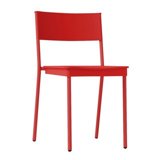 LÄTT Broadbent chair _DIY Stacking Chair / red (trade only distribution Taiwan)