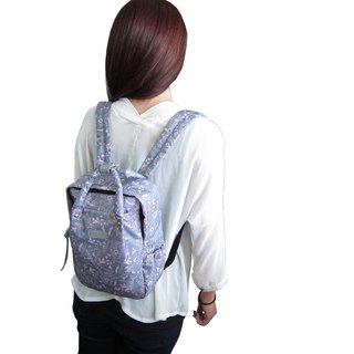 PAZEAL Puffy-Backpack mini backpack (small)