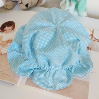 Flower baby hat baby hat lotus leaf cap