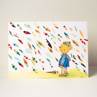 Postcard paper tape rain Cubs but his illness almost ready