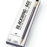 傳說中的鉛筆 Palomino Blackwing 602 銀色一盒