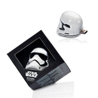 InfoThink STARWARS Star Wars White Soldier Night Light (built-in 32GB storage function)