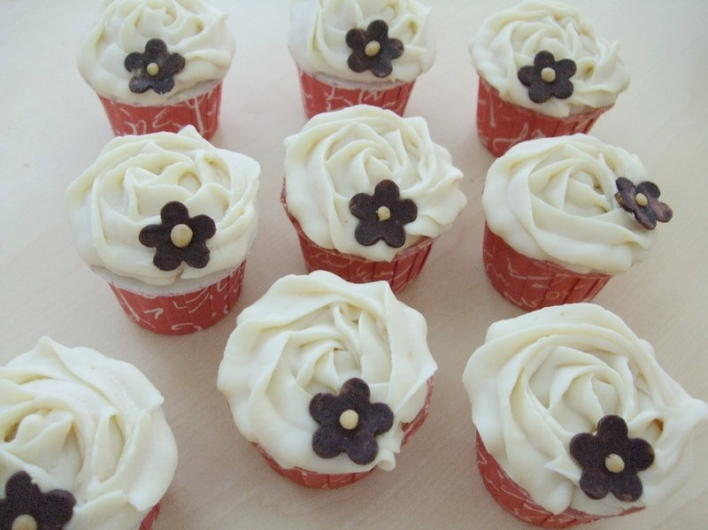 Pure floral dance cup cake handmade soap