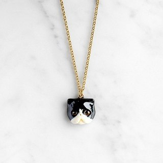 Jumpoon Cat Necklace, Persian cat