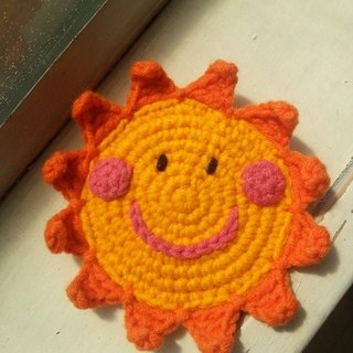 [Knitting] Smile Sun smiling sun