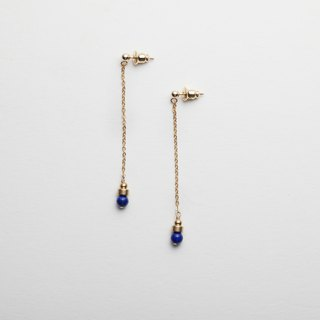 Blue Truth / Earrings