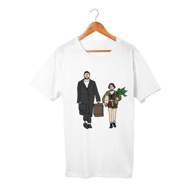 Leone & Mathilda T-shirt