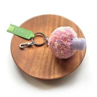 Cauliflower Key Ring - Candy Color (coming out of print)