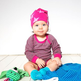 [Sweden] made of organic cotton infant toys appease appease towel blue Cuddly Toy Turguoise