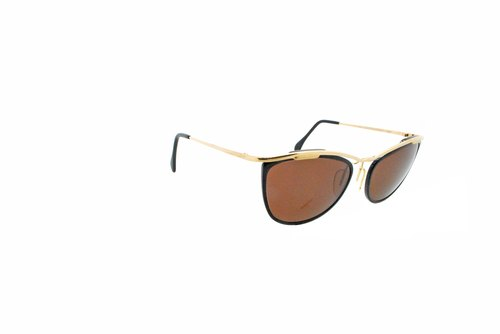 Jil Sander Mod. 738 034 80 years of the German system of antique sunglasses