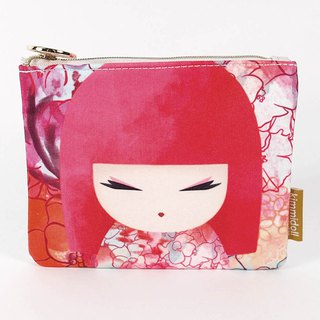 Coin Purse - Yuka Warm Heart Energy [Kimmidoll Coin Purse]