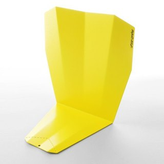 Paper Airplane Book (L) - Yellow
