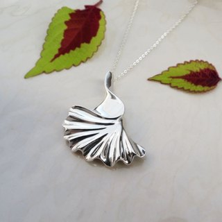 Flamenco (925 sterling silver necklace) - Cpercent handmade jewelry