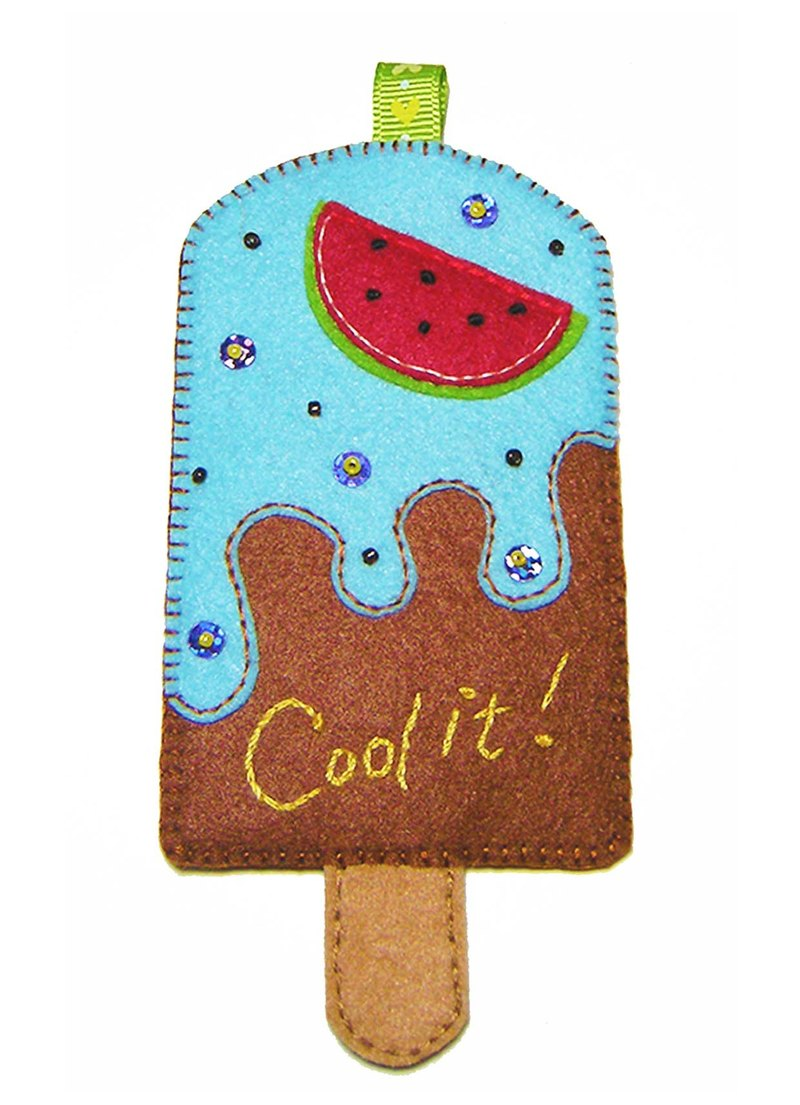 Popsicle card sets - Watermelon