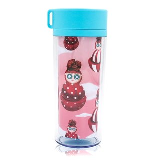 Beebipeace carry warm cup - Blue