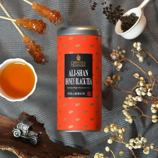 Alishan Honey Black Tea (75g/can) – Premium high mountain tea