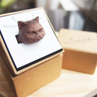 3D Print ~ Stinky Cat Ring