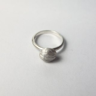 Organisms of the Organism series of silver rings
