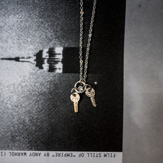 Simple Series - Key Necklace