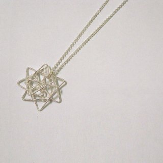 Christmas gift of choice / silver necklace / Xing Yuan (Necklace / Necklace)