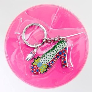 High Heels / Key Rings Key Ring - Yayoi Kusama