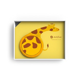 【Artificer】 Rhythm for Kids bracelet - giraffe (yellow)