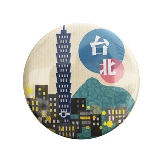 Magnet Opener-[Taiwan Attractions Series]-Taipei