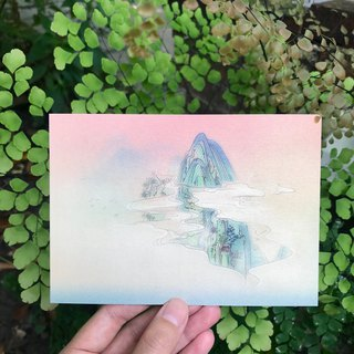 Jungle Find jungle to find / meticulous illustrator postcards / - [Yunshan House]