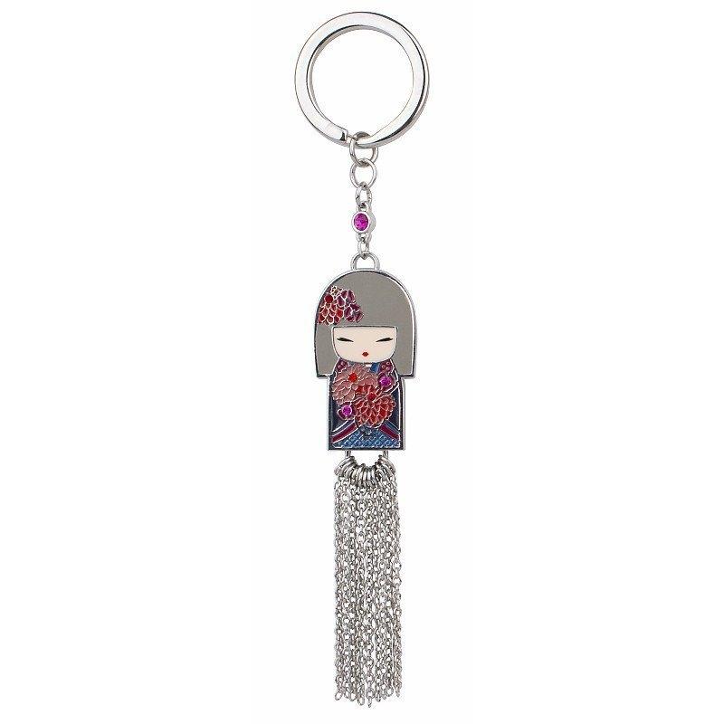 Kimmidoll 和福娃娃吊飾鑰匙圈 Tomona