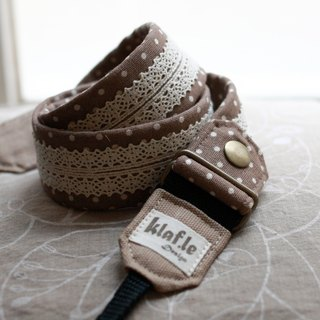 Classic lace - Detachable Strap - Khaki + shipping Netherlands