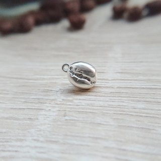 COFFEE - Peaberry Coffee Bean Necklace