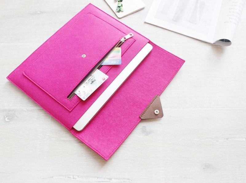 微軟 電腦保護套 毛氈套 筆電包 電腦包 Surface Pro X 鍵盤 028R
