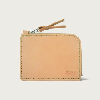 Multifunctional L-wallet / Wallet - Original leather