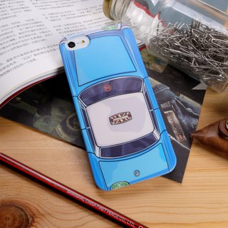 Hong Kong Style Blue Taxi  Print Soft / Hard Case for iPhone X,  iPhone 8,  iPhone 8 Plus,  iPhone 7 case, iPhone 7 Plus case, iPhone 6/6S, iPhone 6/6S Plus, Samsung Galaxy Note 7 case, Note 5 case, S7 Edge case, S7 casee +