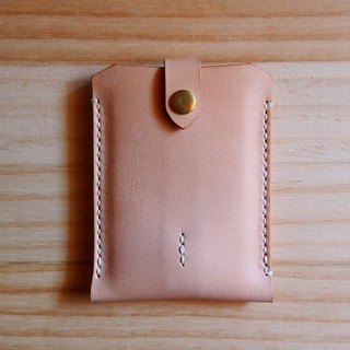 A card holder straight section